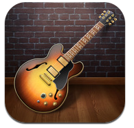 iOS版「GarageBand」