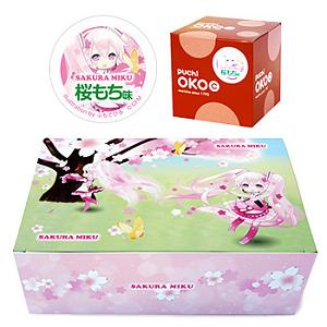 桜ミクpuchi OKOCセット