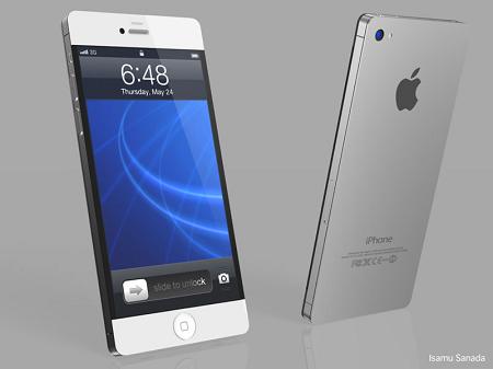 iPhoneコンセプトデザイン