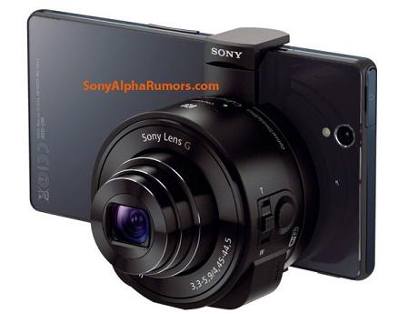ソニー レンズカメラ