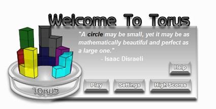 3Dテトリス「TORUS」