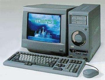 FM TOWNSⅡ CX20