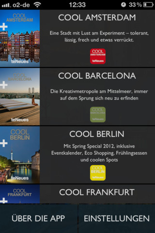 Cool Cities Collection