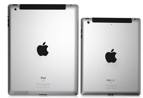 iPadとiPad mini