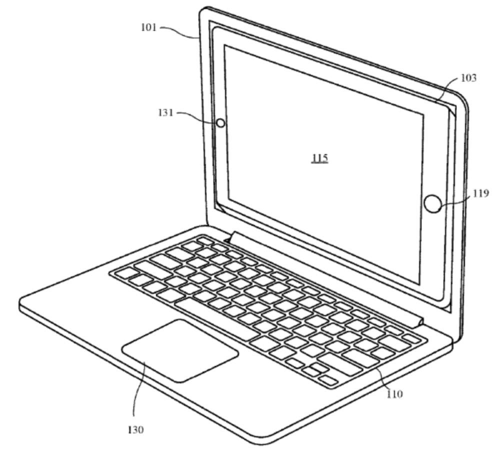 iPhoneやiPadがノートPCに