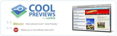 Firefoxアドオン「CoolPreviews」