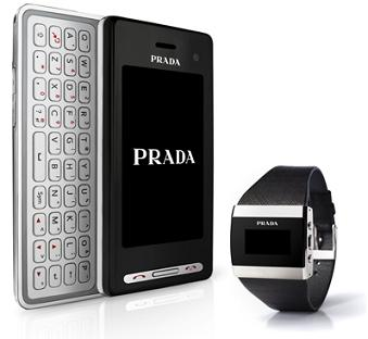 Prada II(LG KF900)
