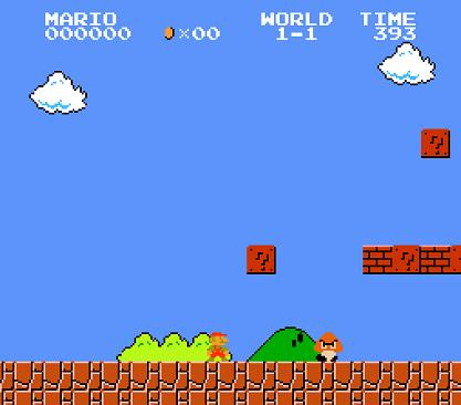 Javascript Super Mario Bros 2