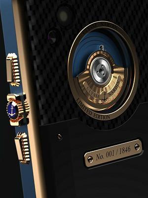 これがUlysse Nardinのスマートフォン?