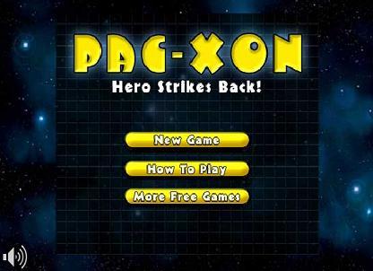 パックマンがキャラの陣取りゲーム「PAC XON」