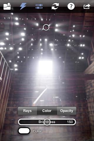 Rays - Digital Film Tools