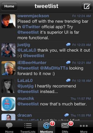 TweetList Pro - Twitter Client -