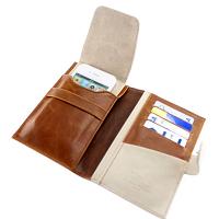 iPhone4S iPhone4 Xperia 対応 パスポート & スマートフォンケース