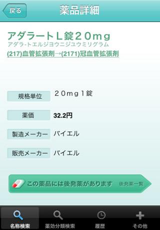 うっかりお薬チェッカ 薬価(2012年春号)