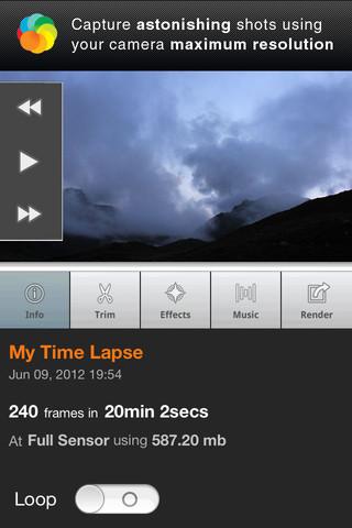Lapse It Pro • Time Lapse Professional