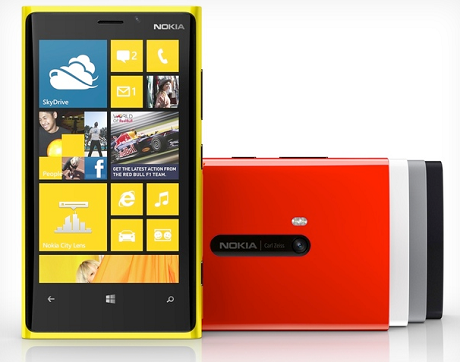 Windows Phone 8「Lumia 920」