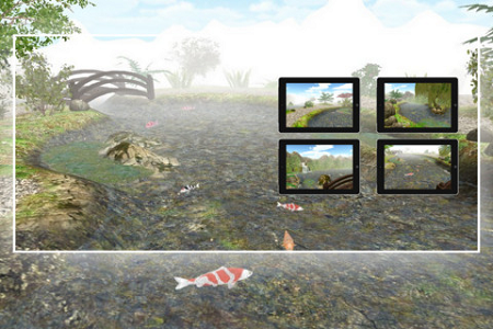 Japanese Garden 3D full HD