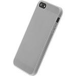 パワーサポート シリコーンジャケットセット for iPhone5(ナチュラル)PJK-11