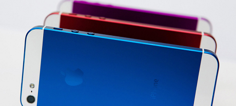 新iPhoneは5色のカラーバリエーション!?