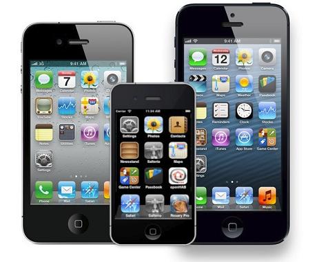 iPhoneもバリエーション化?