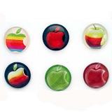 iPhone3/4 iPad iPod用 ボタンステッカー (ドックカバー付属)