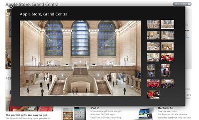 Apple Store, Grand Central フォトギャラリー