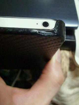 iPhone危機一髪!