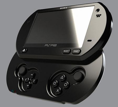 PSP2本体?