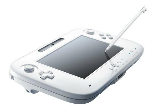新型ゲーム機「Wii U」