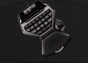Logitech初のゲーマー向け左手用キーパッド「G13 Advanced Gameboard」