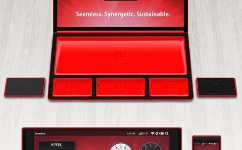 デジタルガジェットの幕ノ内弁当!「Bento Box」