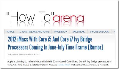 Core i5、i7のIvy Bridge搭載iMac