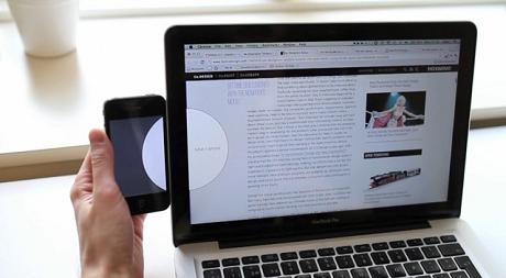 【アップル瓦版】MacとiPhoneでこんな風に直感的にデータをやりとりできたらいいなーと思わせるコンセプトムービー
