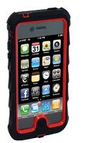 Gumdrop 【iPhone 5用ケース】 Drop Tech シリーズ ブラックレッド