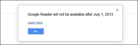 Google Readerサービス終了の告知でRSSリーダーがディスられているようですが、
