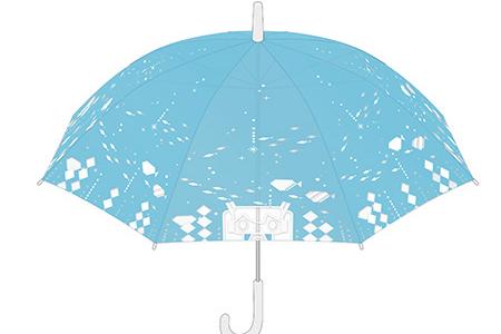 ファミリーマートから初音ミクがデザインされたビニール傘が発売!