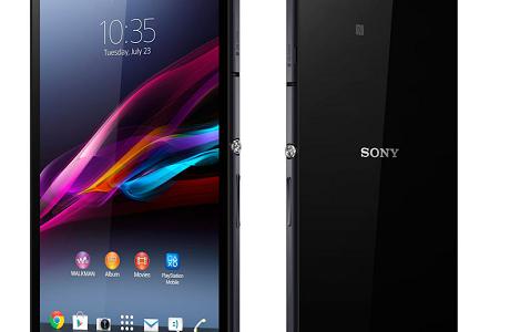 【動画あり】これはデカイ・・・6.4インチディスプレイの「Xperia Z Ultra」をソニーモバイルが発表!