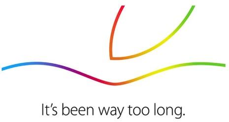 アップルがスペシャルイベント