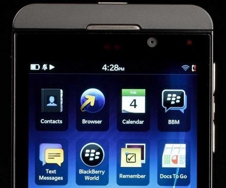 Blackberryの新型「Blackberry Z50」と「Q30」が開発中!?