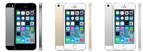 ついに発売したiPhone 5s!通信速度で一番いいのはau?