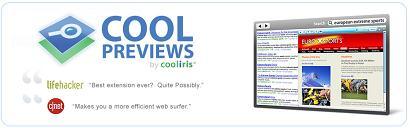 リンク先のサイトプレビューができるFirefoxアドオン「CoolPreviews」
