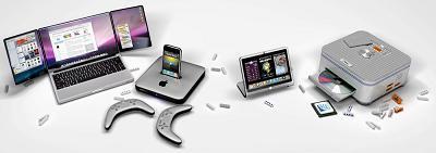 Mac Lifeによる未来のアップル製品のイメージ