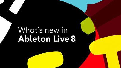 今度のAbletonのLive 8はかなり強力!