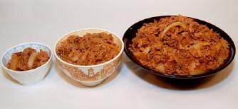 すき家が「メガ牛丼」を超える「牛丼キング」を発売!