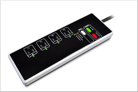 外に出ていても、いつでも家の電源をオン・オフにできる無線LAN機能搭載電源タップ「iRemoTap」が製品化!