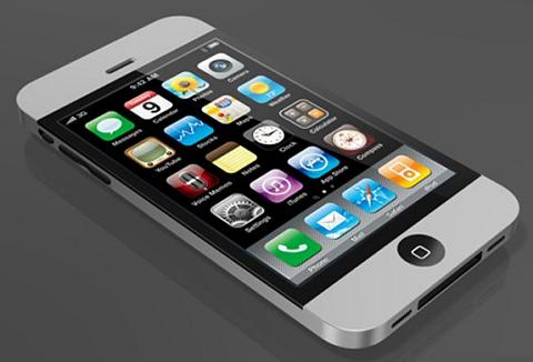iPhone 5は4.6インチの液晶で4~6月に発売!?