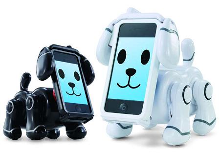 iPhoneが「顔」になる次世代ペット『スマートペット』