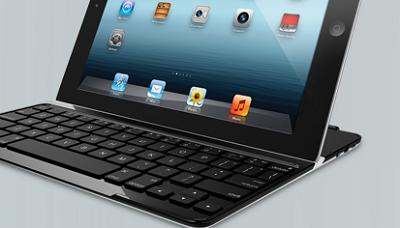 【アップル瓦版】カバーにもなるロジテックの薄型キーボード「Ultrathin Keyboard Cover」がカッコイイ!