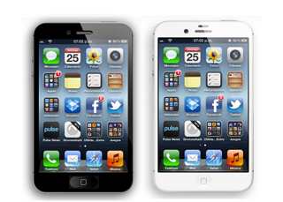 もし4インチ版iPhoneが出たらこんな感じ?