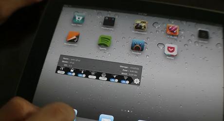 iOSにウィジェットが設置できる「Dashboard X」が良さげ(要脱獄)